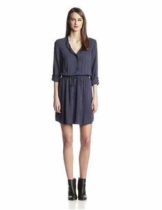 Splendid Women's Shirting Dress