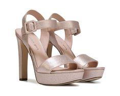 f0c80ffdf40 Madden Girl Rolloo Ankle Strap Platform Sandal Blush Microfiber Ankle Strap