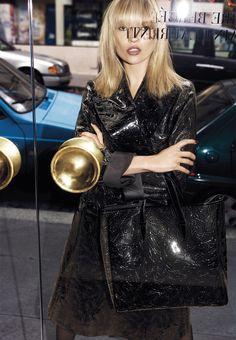 Yves Saint Laurent - Inez van Lamsweerde & Vinoodh Matadin - Kate Moss - 2008SS - ad campaign -  fashion ads