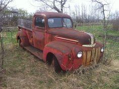 My Project Truck 1945 Ford