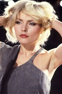 Debbie Harry, 1979.