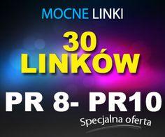 SEO LINKI PR7-9 TOP TRUST RANK AUDYT STRONY GRATIS