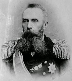 Komentosillalla : Oskar Ludvig Starck