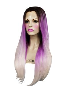 Bad Gal Lace Front Wig / Powder Room D