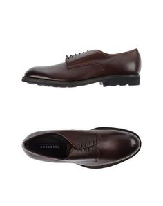 FRATELLI ROSSETTI Men's Lace-up shoe Dark brown 10.5 US