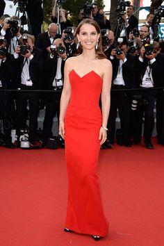 Mode Världen: Red Carpet Fashion Cannes Film Festival.......Nata...