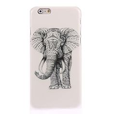 olifant ontwerp harde case voor iPhone 6 - EUR € 2.99