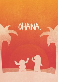 Disney Lilo and Stitch Illustration