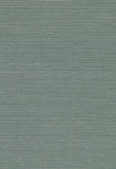 Wallcovering / Wallpaper | Haruki Sisal in Nile | Schumacher