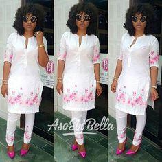 African Fashion Is Hot Latest African Fashion Dresses, African Print Dresses, African Print Fashion, Africa Fashion, African Dress, African Attire, African Wear, African Women, Indian Wear