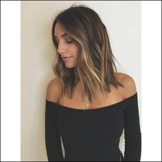 flattering balayage hair color ideas for 2019 page 24 – Hair – Hair is craft Brown Ombre Hair, Brown Blonde Hair, Ombre Hair Color, Hair Color Balayage, Brown Hair Colors, Dark Hair, Brunette Hair, Balayage Long Bob, Subtle Balayage Brunette