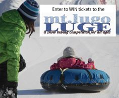Win a Family Entry to the Mt. Lugo Luge Competition | Macaroni Kid #contest