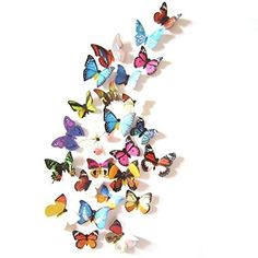 Bring a bit of the outdoors inside for the nature enthusiast in your life with these 3D butterfly wall stickers.   17 Budget-Friendly Amazon Products Any College Student Can Give