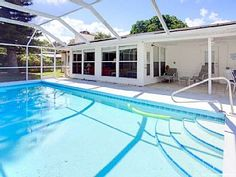 Venice Island Parkdale House, 4 bedrooms, heated pool, hdtv, wifiVacation Rental in Venice from @homeaway! #vacation #rental #travel #homeaway