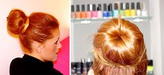 Chignon: a timeless hairstyle