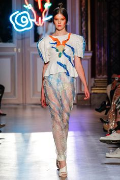 Tsumori Chisato Spring 2013 Ready-to-Wear Fashion Show