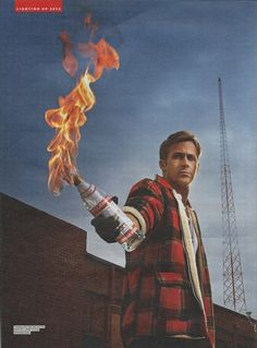 Ryan Gosling for ShortList