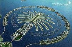 Palm - Cụm đảo nhân tạo lớn nhất hành tinh