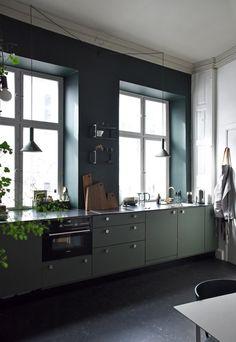 6x keukens met groene muren - Alles om van je huis je Thuis te maken | HomeDeco.nl