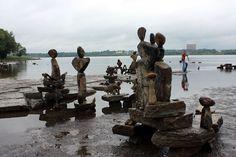 Ottawa River Sculptures