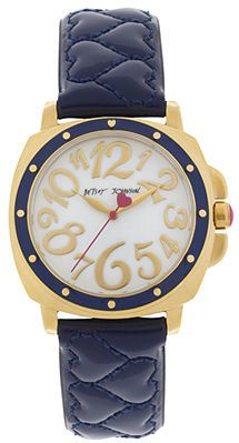 #Macy`s                   #women watches            #Betsey #Johnson #Watch, #Women's #Navy #Blue #Quilted #Patent #Leather #Strap #38mm #BJ00044-15 #Women's #Watches #Jewelry #Watches #Macy's                Betsey Johnson Watch, Women's Navy Blue Quilted Patent Leather Strap 38mm BJ00044-15 - Women's Watches - Jewelry & Watches - Macy's                                                   http://www.seapai.com/product.aspx?PID=908324
