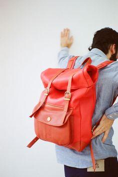 Backpack rojo