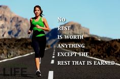 Earned Rest...