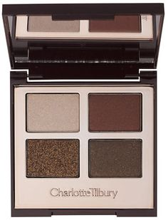 Shop Women's Charlotte Tilbury size OS Eyeshadow at a discounted price at Poshmark. Charlotte Tilbury Golden Goddess Eyeshadow Palette PRICE IS FIRM. Palette Anastasia Beverly Hills, Look Kim Kardashian, Sommer Make Up, Eye Makeup, Hair Makeup, Makeup Kit, Contouring Makeup, Makeup Class, Makeup Guide