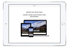 Slate, la app de adobe para crear presentaciones en el iPad - http://webadictos.com/2015/04/10/adobe-slate-crear-presentaciones/?utm_source=PN&utm_medium=Pinterest&utm_campaign=PN%2Bposts
