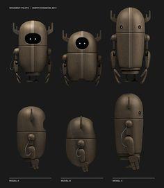 The Development Timeline of Woodbot by Designchapel   Design.org