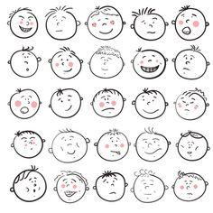 감정 이모티콘 - Google 검색