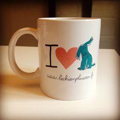 Le mug du chien+zen #mug #chien #zen