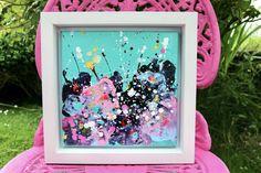 Lilac Flowers, Red Roses, Bird Artists, Irish Landscape, Irish Art, Jumping For Joy, Summer Glow, Acrylic Art, Expressionism