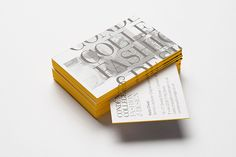 The Sleek & Stylish Branding Of The New Condé Nast Fashion School - DesignTAXI.com