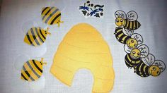 Fun with Friends at Storytime: Buzzzzing Beezzzzz!