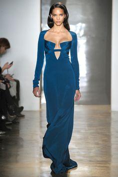 Cushnie et Ochs | Fall/Winter 2014 Ready-to-Wear Collection via Carly Cushnie & Michelle Ochs | Modeled by Cora Emmanuel | February 7, 2014, New York | Style.com