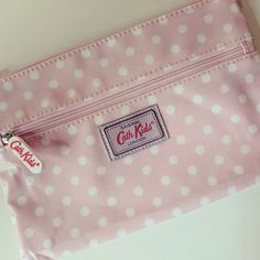 When your eldest goes out for a walk and buys you a birthday present out of his own money! I now have a beautiful @cathkidston_ltd pencil case for work  how well my boy knows me!