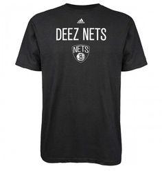 Freshly Dipped: Brooklyn Nets 'Deez Nets' Tee