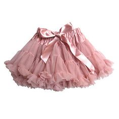 Dainty and timeless! You can never go wrong adding a petticoat to almost any little girls outfit!