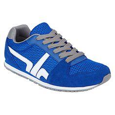 Bongo- -Women's Fashion Jogger Retro - Blue