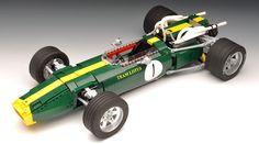 RoscoPC - LEGO Technic FormulaOne Builder