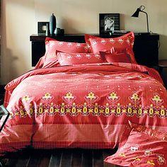 Parure linge de lit camif achat parure de lit percale handflower desigual prix promo camif 119 - Housse de couette all black ...