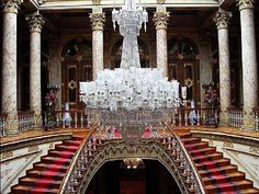 Dolmabahce Palace Istanbul..