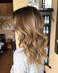 Balayage by me Haircut & style by @rosalindstylist  #Balayage #hair…