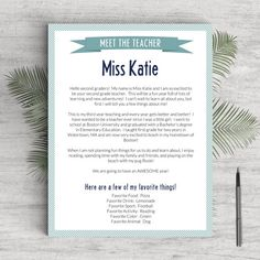 Teacher Resume Template for Word and Pages  My most popular teacher resume template --> http://etsy.me/2i3cSm0  Teacher Resume Template for Word & Pages - if you love the design but arent a teacher, this can actually be used for ANY profession since all headings and sections can be changed by you directly in Word =)   - Instant Download - US Letter and A4 sizes included  - Mac & PC Compatible using Microsoft Word or Mac Pages  __________________  COUPONS: -> ...