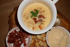 Cheeseburger Chowder, Hummus, Supe, Diet, Cooking, Ethnic Recipes, Food, Meal, Homemade Hummus