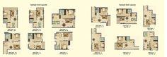 Ruby Residence Floor Plans- Dubai Silicon Oasis