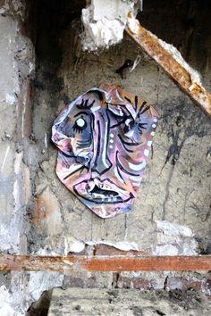 street art - Vitry-sur-seine - avenue paul vaillant couturier