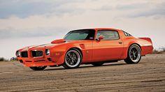 1972 Pontiac Tran Am