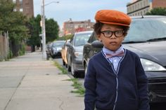 (50 Pictures Of Children Who Are Cooler Than You)   It's true, they are so much cooler.